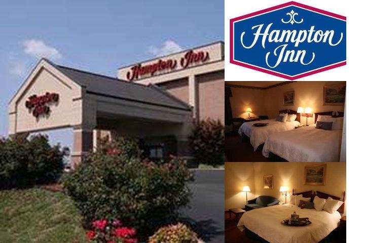 Hampton Inn of Corbin Ky photo collage