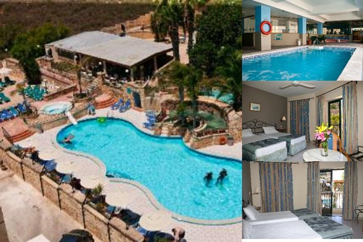 Porto Azzurro Aparthotel photo collage