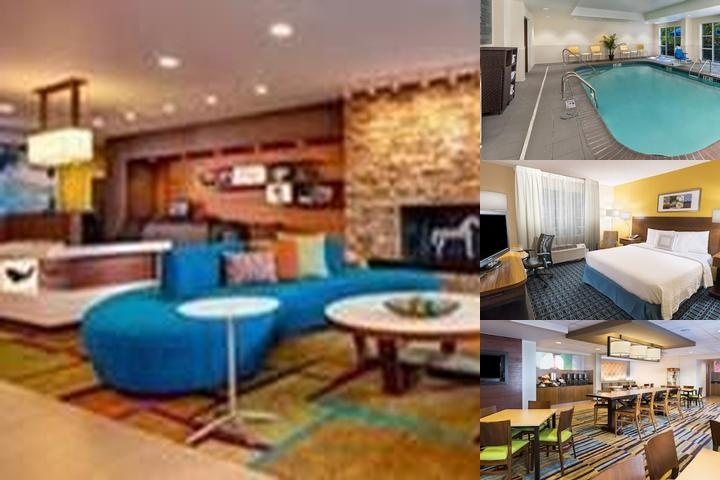 Fairfield Inn & Suites Perimeter Center photo collage