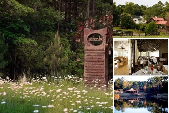 The Inn at Serenbe photo collage