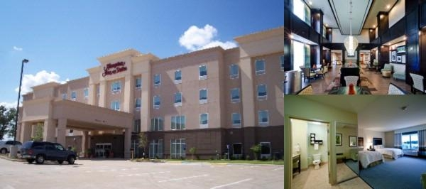 Hampton Inn & Suites Denison Tx photo collage