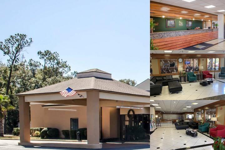 Quality Inn Suites Pensacola Bayview Pensacola Fl 7601 Scenic