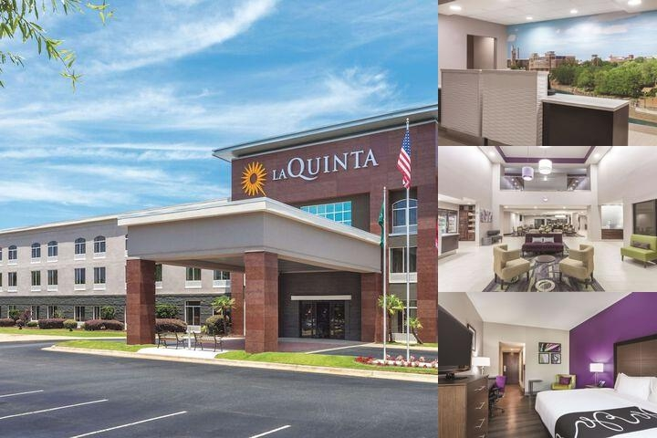 La Quinta Inn & Suites Columbus North by Wyndham photo collage