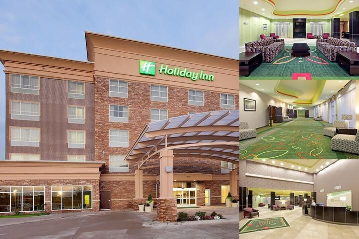 Holiday Inn Garland photo collage