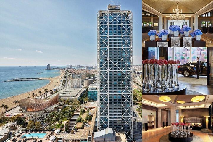 Hotel arts barcelona barcelona calle marina 19 21 08005 for Hotel aris barcelona