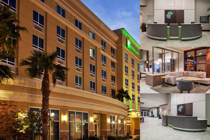 Holiday Inn Airport photo collage