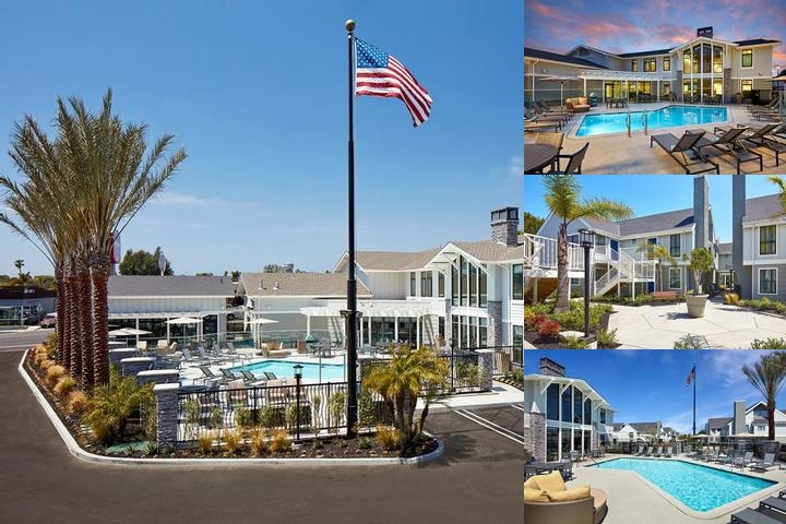 Residence Inn by Marriott Manhattan Beach photo collage