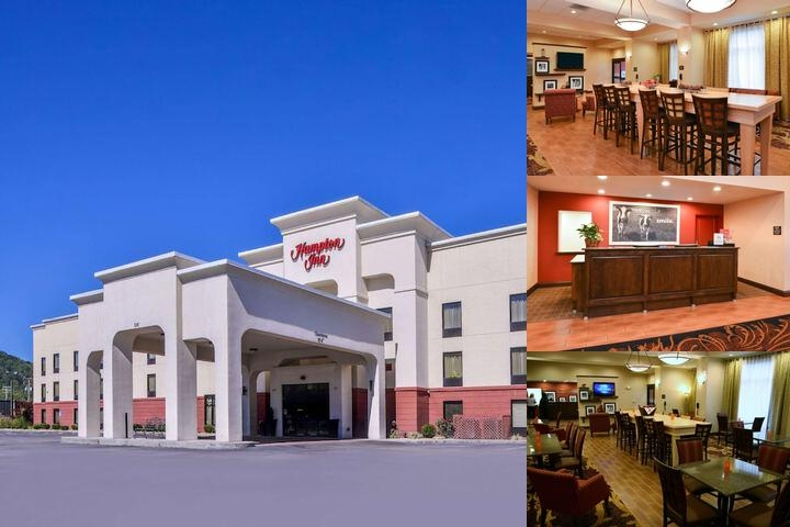 Hampton Inn Williamsburg Ky photo collage