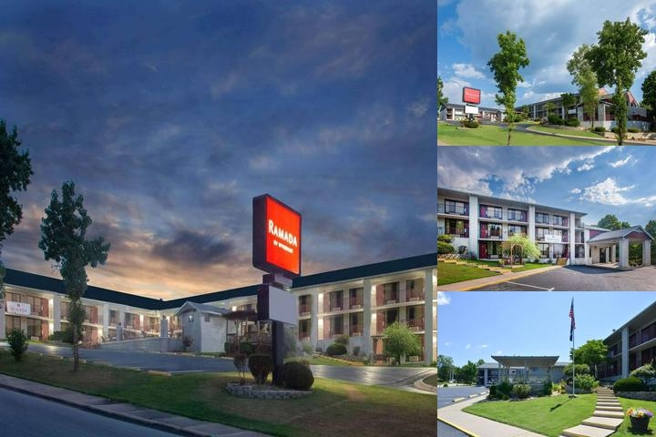 Branson Yellow Rose Inn & Suites photo collage