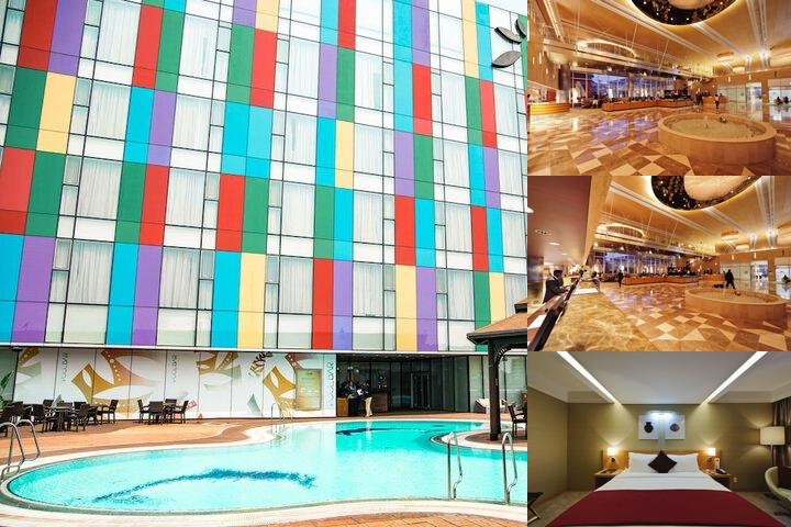 Talatona Convention Hotel photo collage