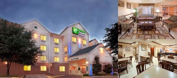 Holiday Inn Express Dallas Park Central photo collage