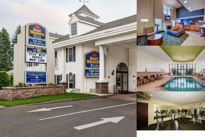 Best Western Plus The Inn of Hampton & Conf Center photo collage
