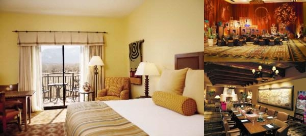 Hyatt Regency Tamaya Resort & Spa photo collage