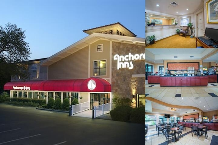 Anchorage Inn & Suites Portsmouth Nh photo collage