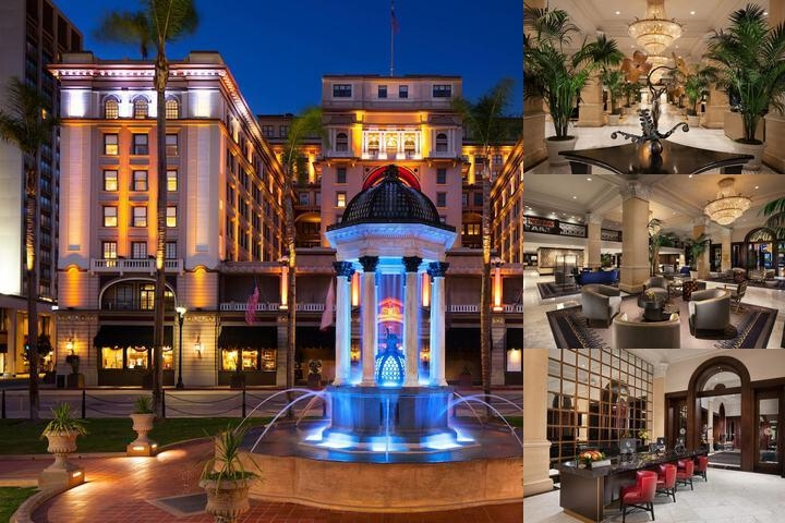 The Us Grant a Luxury Collection Hotel San Diego photo collage