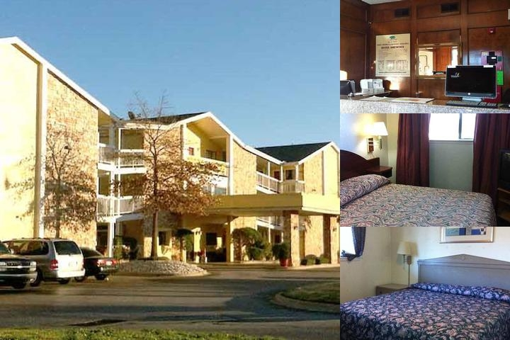 Oaktree Inn & Suites photo collage