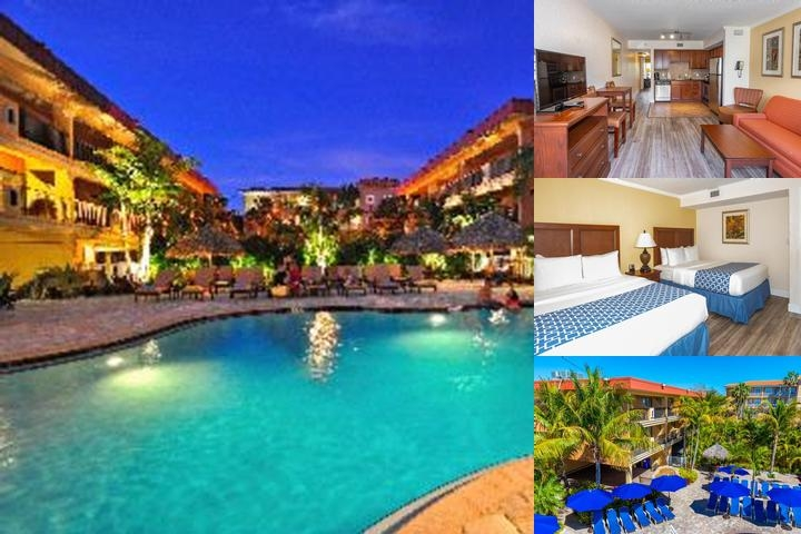 COCONUT COVE ALL SUITE RESORT - Clearwater Beach FL 678 South ...