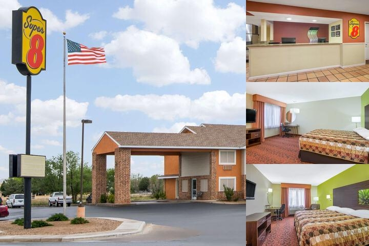 Super 8 Portales Nm photo collage