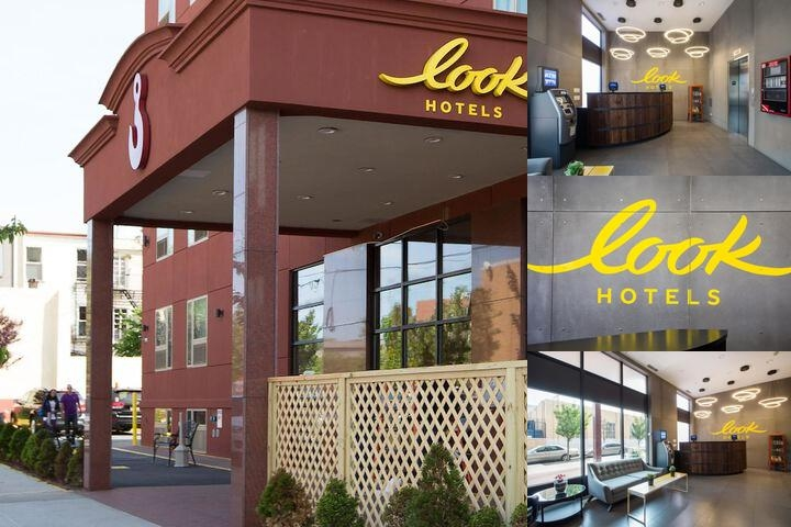 The Look Hotel Brooklyn photo collage