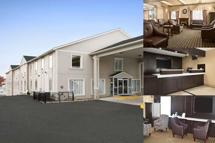 Quality Hotel & Suites photo collage
