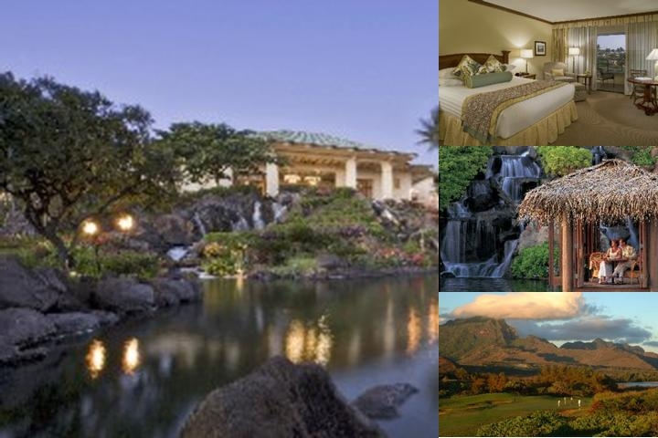 Grand Hyatt Kauai Resort & Spa photo collage