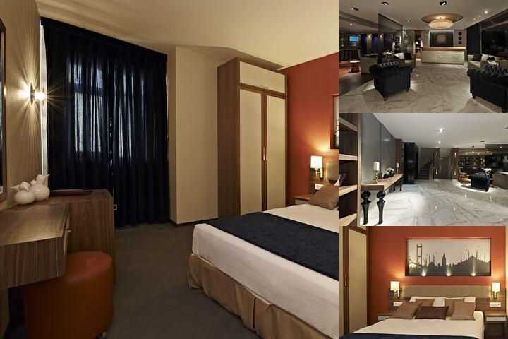 The Ambassador Hotel photo collage