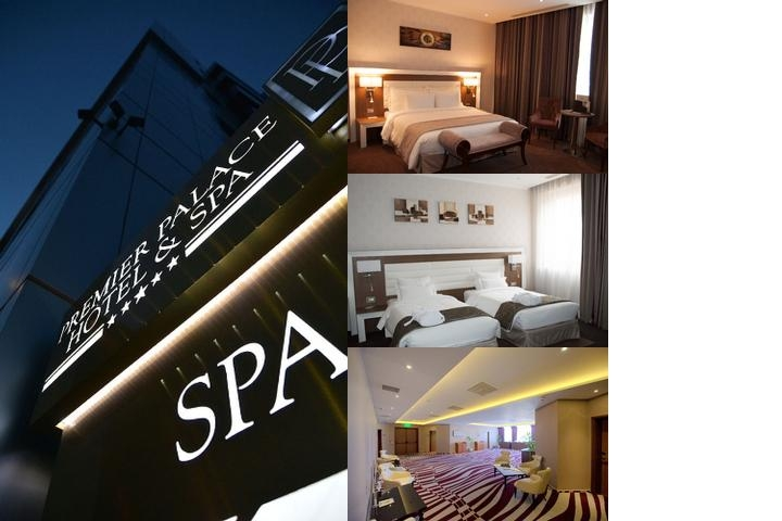 Premier Palace Hotel & Spa photo collage
