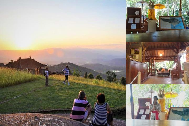 Puri Lumbung Cottages photo collage