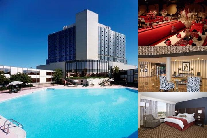 Norfolk Plaza Hotel photo collage