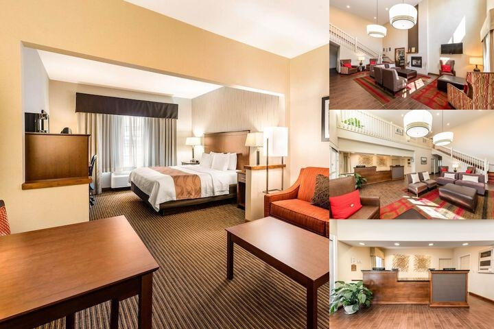 Quality Inn & Suites Fort Collins photo collage