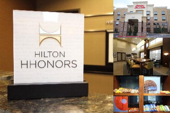 Hampton Inn & Suites Puyallup photo collage