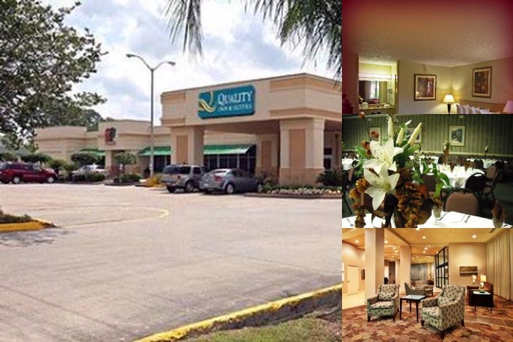 Quality Inn & Suites Gretna photo collage
