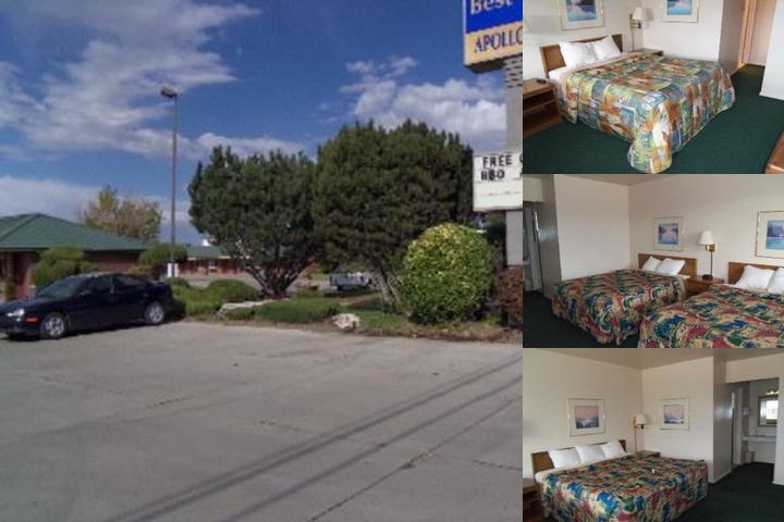 Apollo Motor Inn photo collage