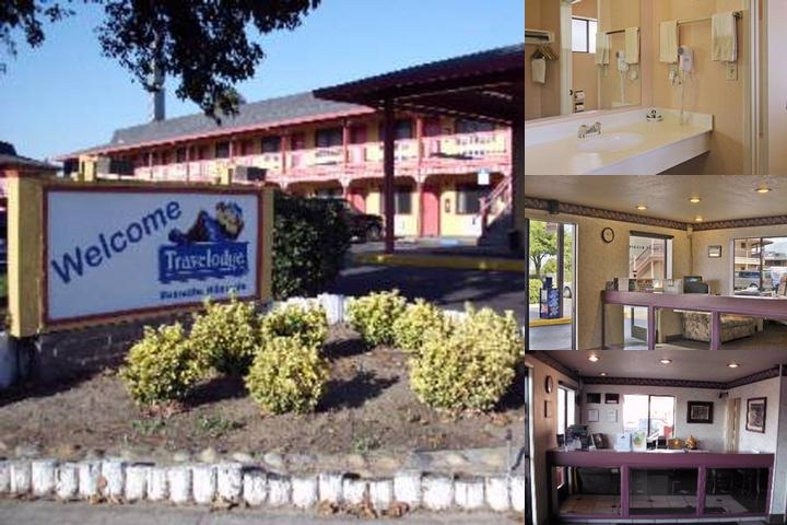 Turlock Travelodge photo collage