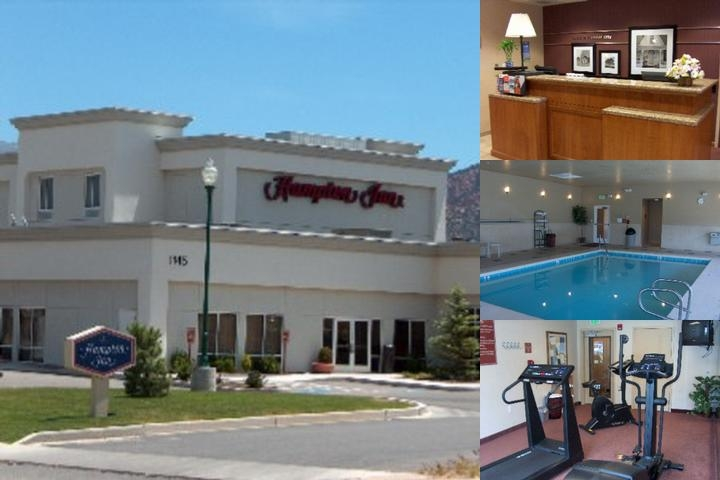Cedar City Hampton Inn photo collage