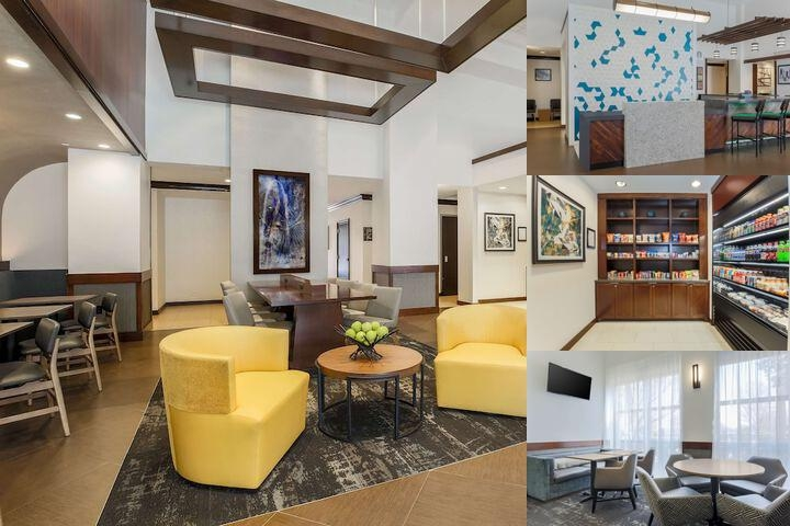Hyatt Place Dallas / Grapevine photo collage
