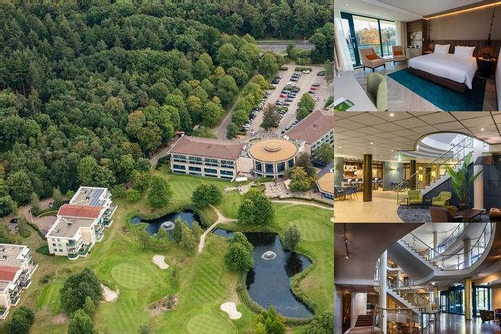 Hilton Royal Parc Soestduinen photo collage