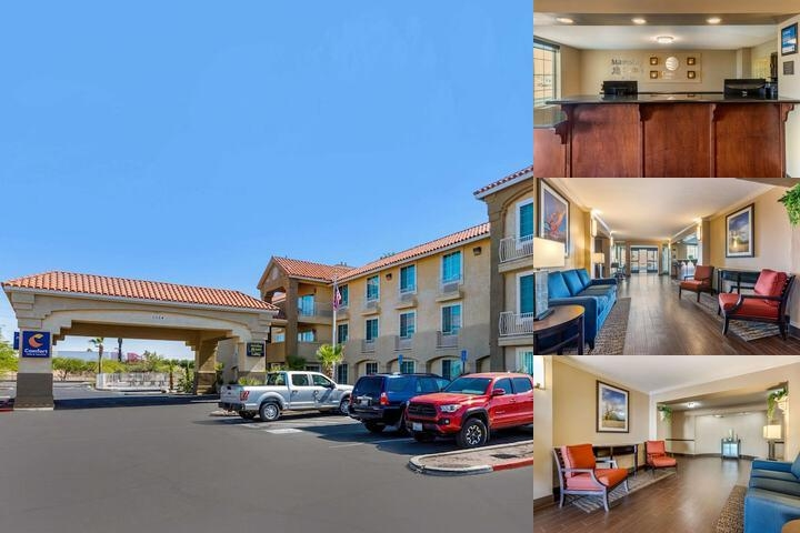 El Centro Comfort Inn photo collage
