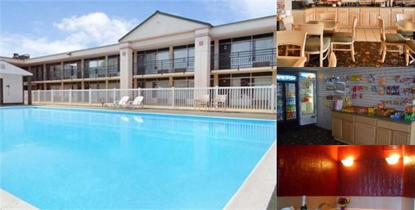 Ramada Harrisonburg photo collage