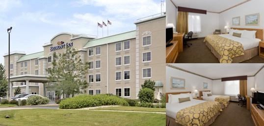 Baymont Inn & Suites Rockford photo collage