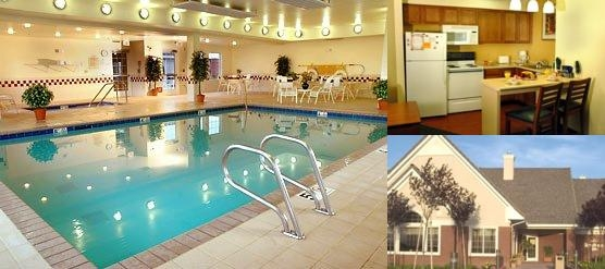 Residence Inn by Marriott Folsom photo collage
