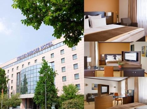 Steigenberger Hotel Dortmund photo collage