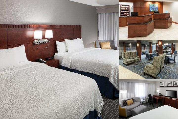Courtyard by Marriott Waco photo collage