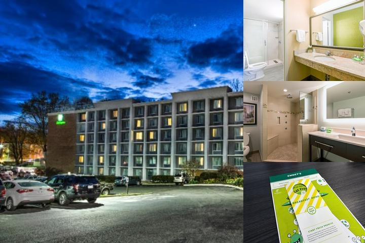 Holiday Inn University Charlottesville photo collage