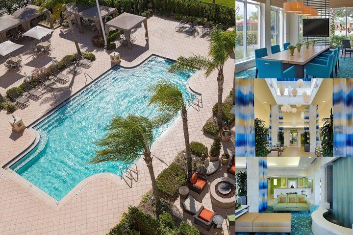 Hilton Garden Inn Orlando International Drive Nort photo collage