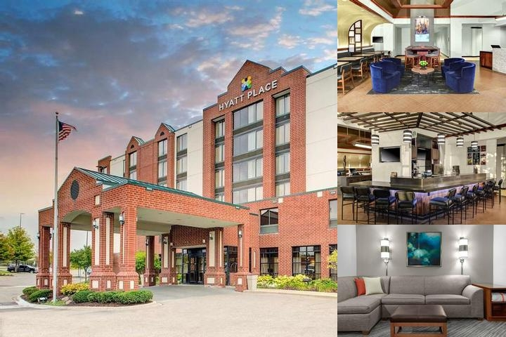 Hyatt Place Livonia photo collage