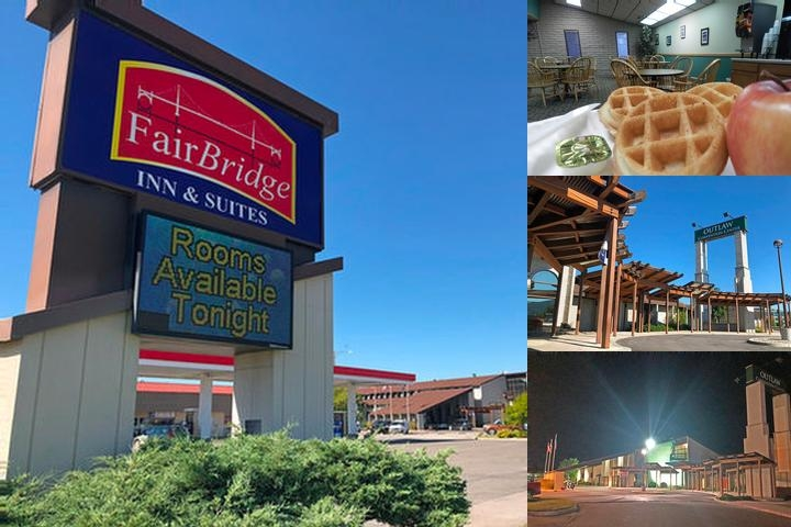 Fairbridge Inn Suites & Convention (Outlaw Inn) photo collage