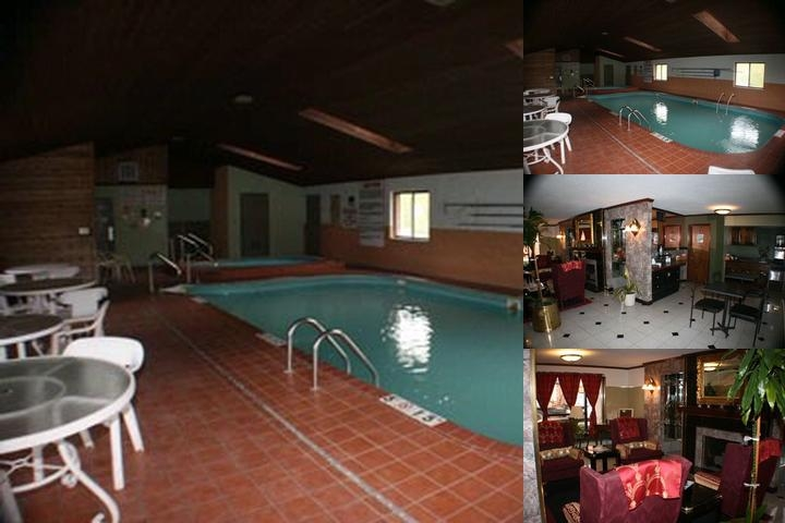 Magnuson Hotel & Suites photo collage