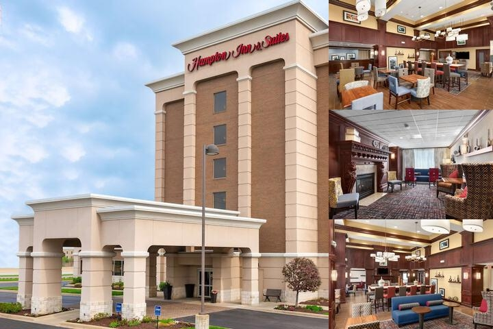 Hampton Inn & Suites Cleveland / Beachwood photo collage