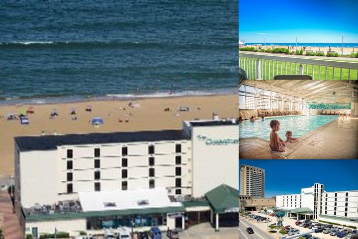 The Oceanfront Inn photo collage